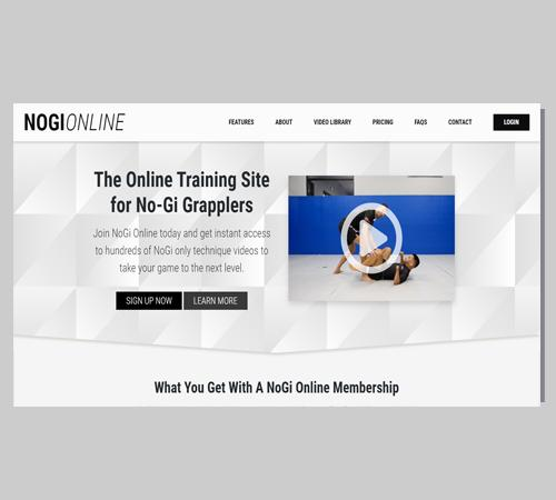 San Diego Web Design NoGi Online