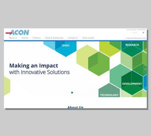 San Diego Web Design ACON Labs